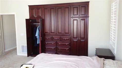 built  bedroom cabinets