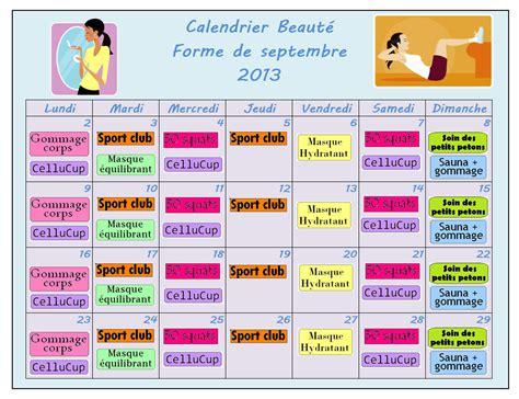ma miss marguerite mon calendrier forme beaut 233 de septembre