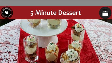 dessert prt en 5 minutes 28 images five minute s day dessert shooters foxes lemons easy