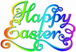 Happy Easter Free Clip Art - ClipArt Best