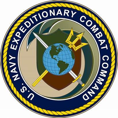 Command Expeditionary Navy Combat States United Seal