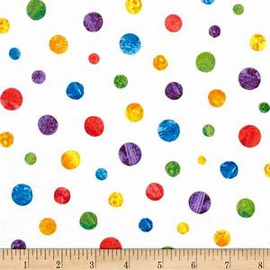 The Very Hungry Caterpillar Abstract Dots Multi - Discount ...