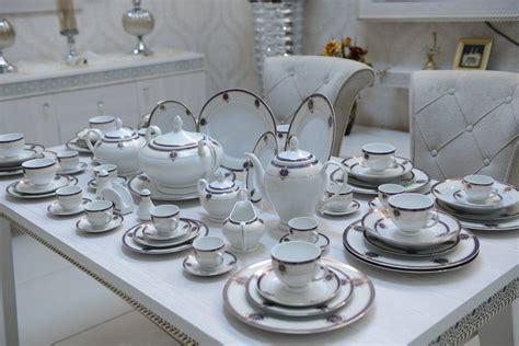 service porcelaine sultan  pieces meubles