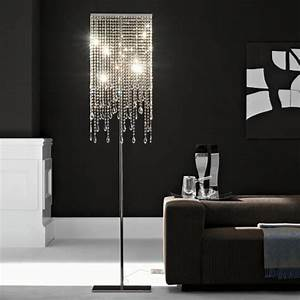 modern and trendy floor lamps for living rooms modern With floor lamp for small living room