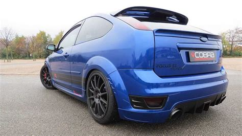 Ford Performance Exhaust Focus St by Ford Focus St 225 Xr5 Performance Exhaust By Cobra Sport