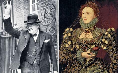 The Potent Sweep Of English History Telegraph