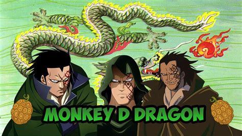 Teorías Op ¿que Poder Tiene Monkey D Dragon Youtube