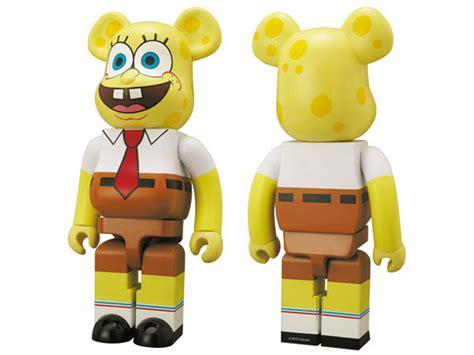 Spongebob Squarepants 1000% Bearbrick