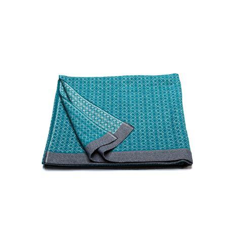 plaid turquoise pour canap plaid bleu turquoise de grande taille