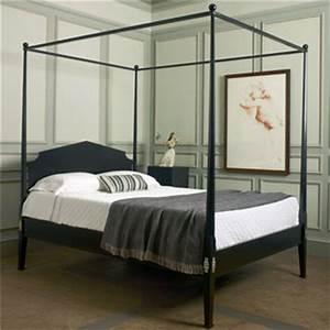 The Metro Pencil Bed Custom Hardwood Beds Stephen Plaud