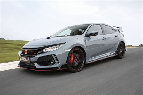 Review  2018 Honda Civic Type R Review