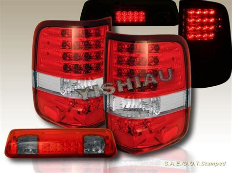 2005 ford f150 led tail sell 2004 2005 2006 2007 2008 ford f150 tail lights red