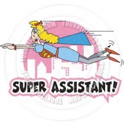 Super Assistant Clip Art
