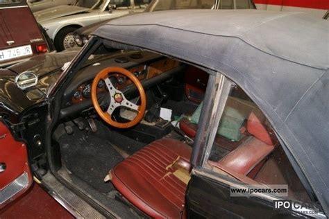1973 Fiat Fiat 124 Sport Spider 1600 D'epoca Usata Brescia