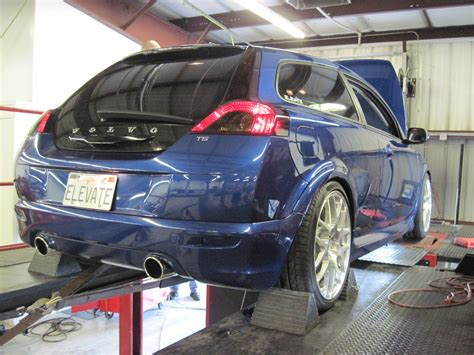 Volvo C30 Tuning by Elevate Volvo C30 Performance Software Tuning Elevate Cars