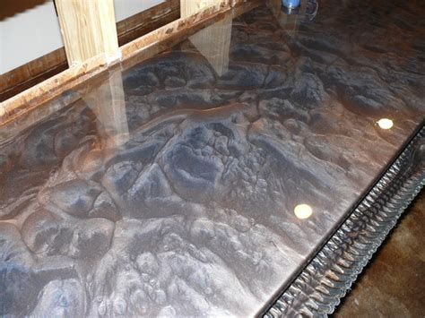 metallic epoxy systems contemporary nashville  epo