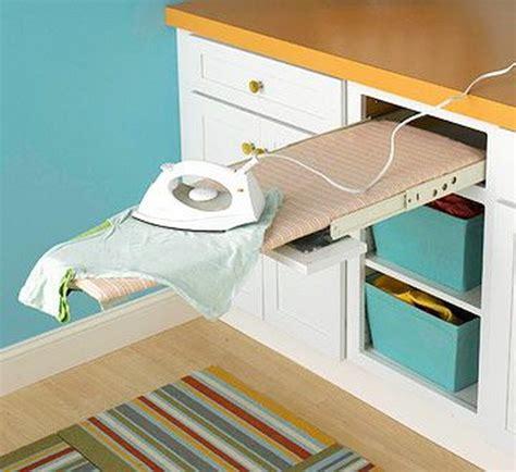 Ironing Board Cabinet Ikea by 50 Laundry Storage And Organization Ideas 2017