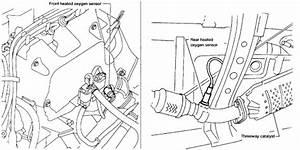 97 Nissan Pickup Speed Sensor Location