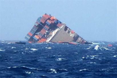 Mol Achterschip Comfort Zinken Aan Containers Het