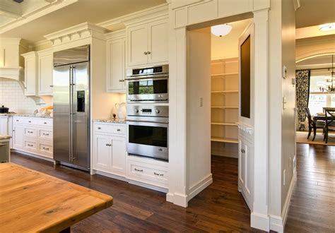 rolling kitchen island plans walk through laundry pantry closet traditional with built
