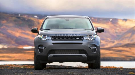 Land Rover Discovery Sport Wallpapers by Land Rover Discovery Sport 2017 Wallpapers 1366x768 265996
