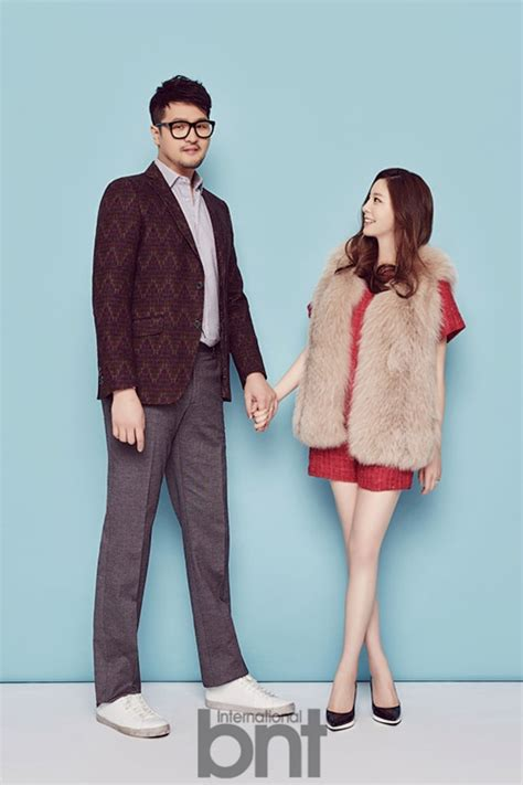 Bntnews Kang Ye Won And Oh Min Suk To Leave 'we Got Married4'