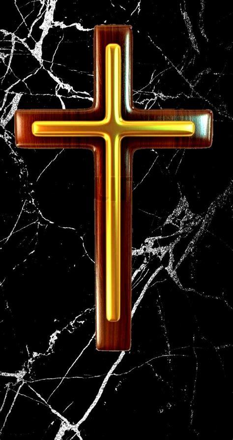 Black Wallpaper Iphone Cross gold cross on black marble iphone wallpaper cross