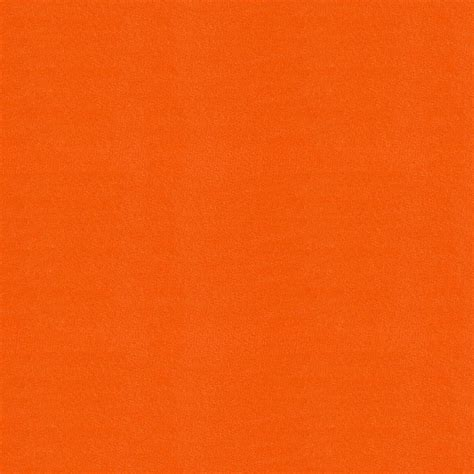 crib sheet solid orange minky fabric by the yard orange fabric