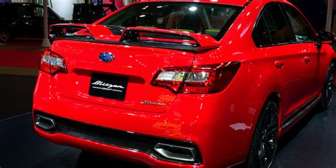 modified subaru legacy 2015 3 performance subarus you ll never see make it to