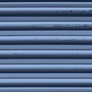 Painted corrugated metal texture seamless 10034