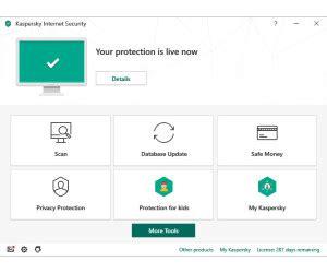 kaspersky internet security  upgrade  devices