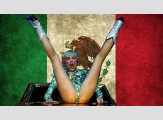 The Mexican Government Is Sanctioning Miley Cyrus For