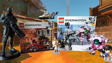 Impressions, Pros, and Cons of LEGO Overwatch Sets | LoadingXP
