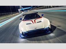 World exclusive first drive Aston Martin Vulcan Top Gear