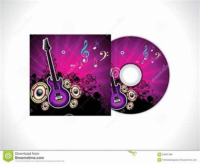 Cd Template Abstract Vector Royalty Illustration Decoration