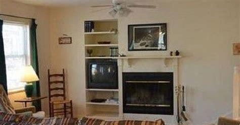 fixed   center fireplace hometalk