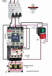 How To Wire Contactor And Overload Relay  U2013 Contactor
