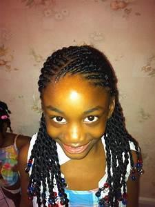 Coiffure Enfant Tresse : coiffure africaine tresse vanille ~ Melissatoandfro.com Idées de Décoration