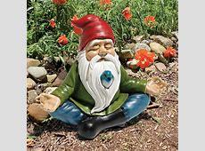 Zen Garden Gnome The Green Head