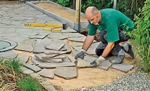 Naturstein Verblender Verlegen : polygonalplatten verlegen ~ Lizthompson.info Haus und Dekorationen