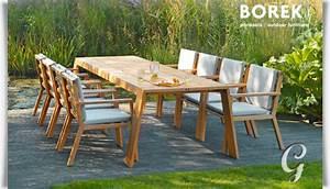 Sitzkissen Für Gartenstühle : outdoor kissen auflage viking von borek ~ Buech-reservation.com Haus und Dekorationen