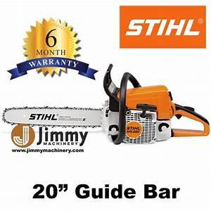 Stihl Ms250 Powerful Chainsaw 20inch Guide Bar Original