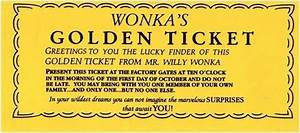 17 best images about ticket template on pinterest set of With golden ticket template editable