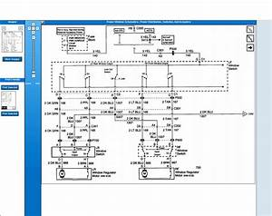 I Am Working On A 2000 Buick Century  I Need The Wiring Diagram For The Power Windows