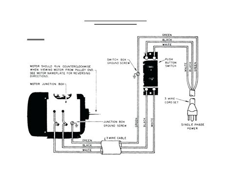 Diagram Compressor Capacitor Wiring