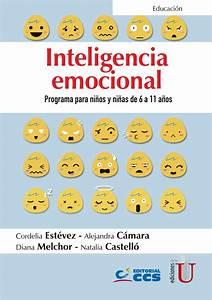 Inteligencia Emocional  Programa Para Ni U00f1os Y Ni U00f1as De 6 A