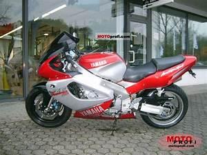Yamaha Yzf 1000 R Thunderace 2001 Specs And Photos