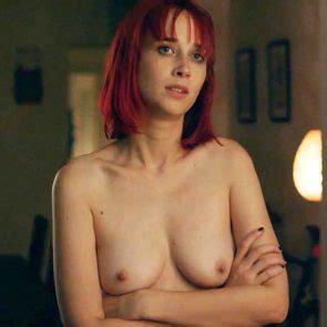 Ingrid García Jonsson  nackt
