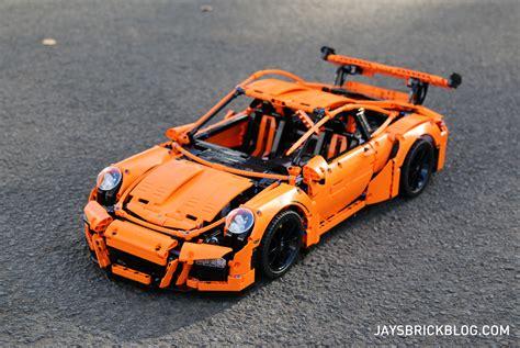 lego technic porsche 911 review lego 42056 technic porsche 911 gt3 rs