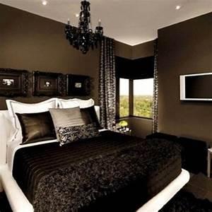 43, Elegant, Black, Bedroom, Design, Ideas, For, Amazing, Home, In, 2020